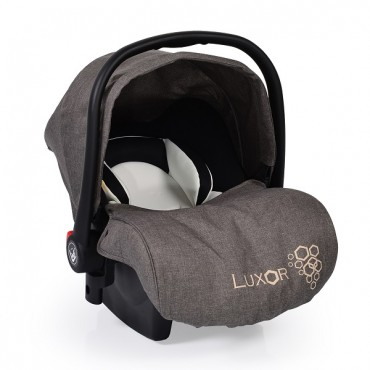 Cangaroo safety car seat Luxor , Grey 0-13Kg