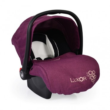 Cangaroo safety car seat Luxor , Purple 0-13Kg