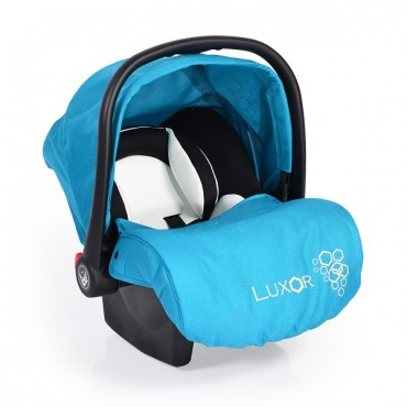 Cangaroo safety car seat Luxor , Turquoise 0-13Kg
