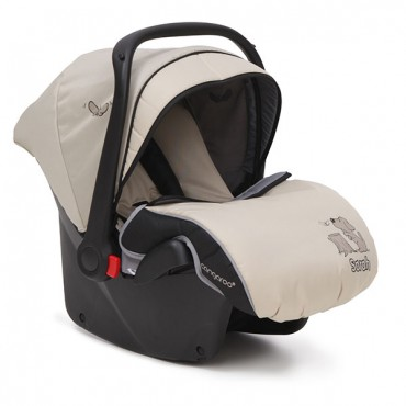 Cangaroo safety car seat Sarah Beige, 0-13Kg