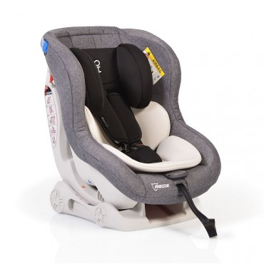 Moni safety car seat Aegis 0-18kg, Beige Grey