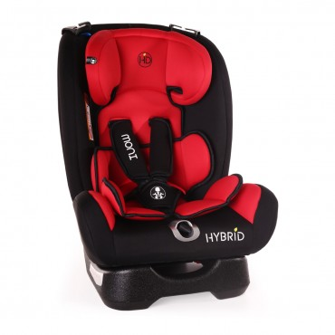 Moni Car Seat 0-36 kg Hybrid, Red