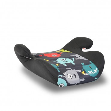 Cangaroo safety car seat 15-36Kg, Monsters