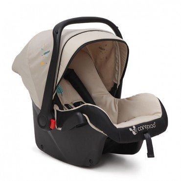 Cangaroo safety car seat Rachel Beige, 0-13Kg