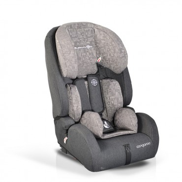 Cangaroo safety car seat 9-36 kg Isofix Safari Shapes