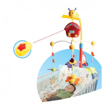 Carousel with remote (34697)
