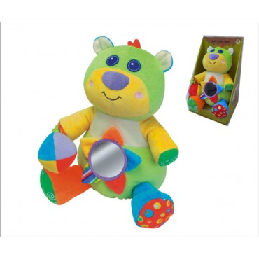 Moni Baby Plush Toy The Little Bear - 81027
