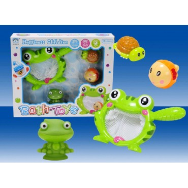 Moni Bath toy The Frog and friends - 8829A