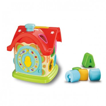 Baby toy Fun House - WD3611