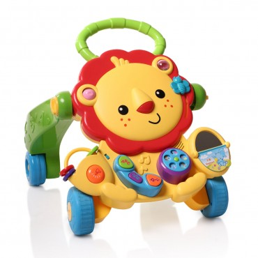 Cangaroo Push walker car Mr Clown