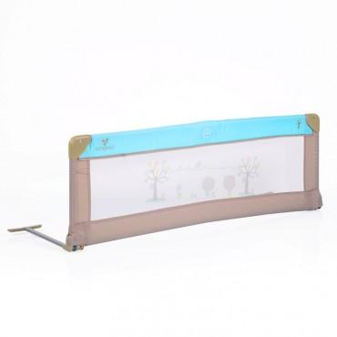 Cangaroo protective Bed Rail, Blue 1.30m