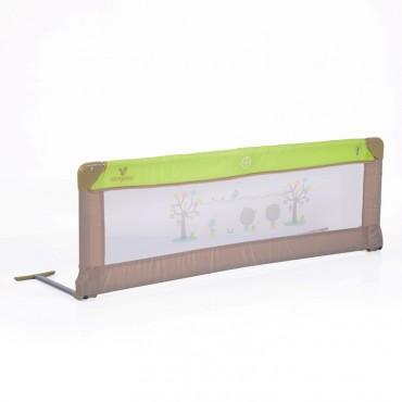 Cangaroo protective Bed Rail, Green 1.30m