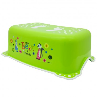 Cangaroo Anti-Slip Step Stool 5344, Green