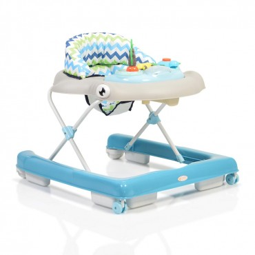 Cangaroo Baby Walker Waves, Blue