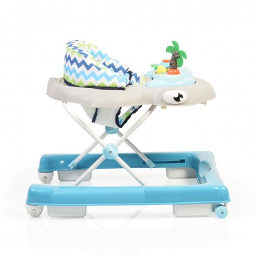 Cangaroo Baby Walker Waves, Green