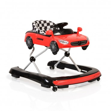 Cangaroo Walker 2 in 1 Cabrio Red