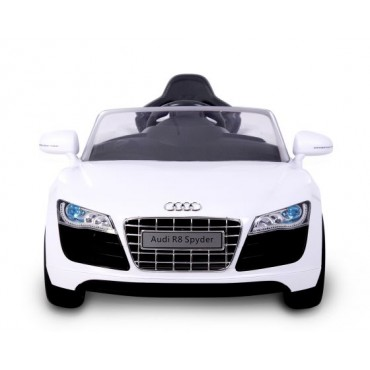 Rollplay Rechargeable car Audi r8 spyder ez drive 6v white, 31006050172
