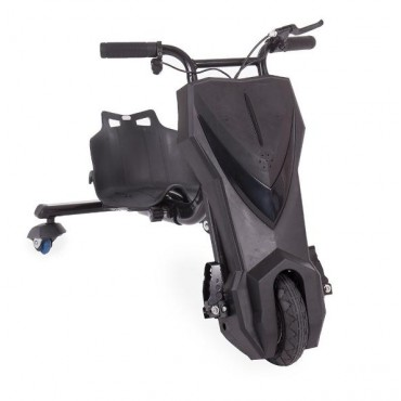 Kikkaboo Electric Drifting scooter Cart 12v Black, 31006060135