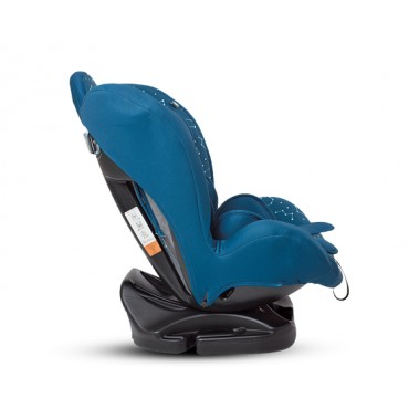 Kikkaboo safety car seat 0-25kg Bon Voyage Dark Blue-Rocket, 3807000160577