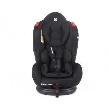 Kikkaboo safety car seat 0-25 kg Hood, Black 31002060016