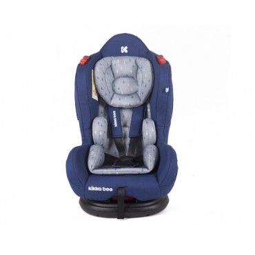 Kikkaboo safety car seat 0-25 kg Hood, Dark Blue 31002060015