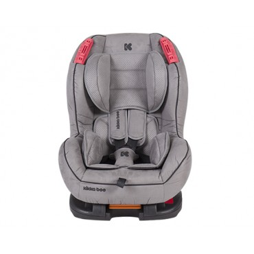 Kikkaboo safety car seat 9-25 kg Isofix Regent, Gray 41002050002