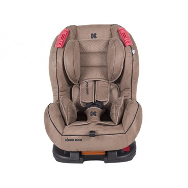 Kikkaboo safety car seat 9-25 kg Isofix Regent, Brown 41002050003