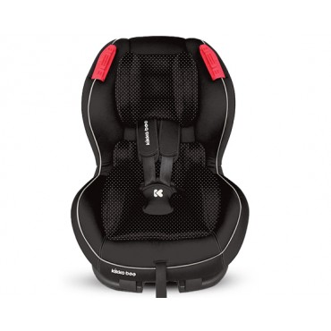 Kikkaboo safety car seat 9-25 kg Isofix Regent, Black 41002050004