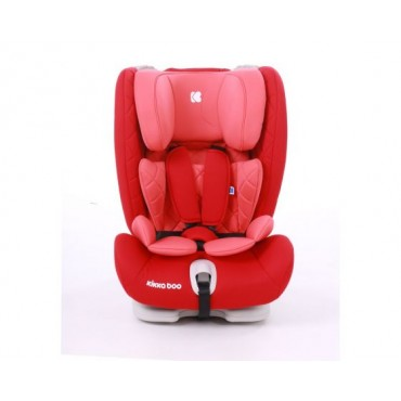 Kikkaboo safety car seat 9-36kg Isofix Viaggio, Red 31002080045