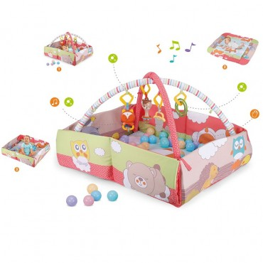 Cangaroo play gym - activity mat Ginger