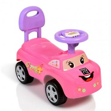 Moni Ride On Car Moni Keep Riding, 618A Pink