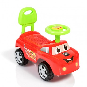 Moni Ride On Car Moni Keep Riding, 618A Red