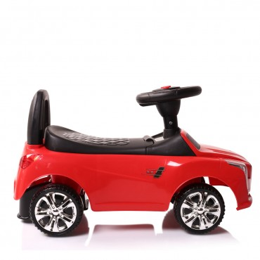 Moni children's toy car and walker Ride on T Leopard Red, JY-Z01D