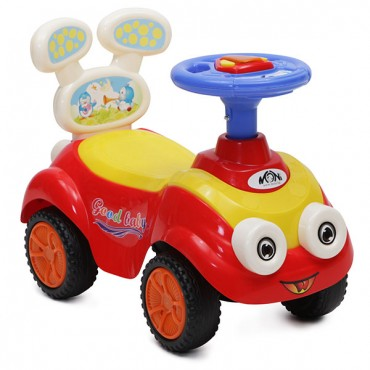 Moni children's toy car and walker,  Ride on Mini Toycar Red, Q01-2