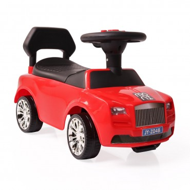 Moni children's toy car and walker Ride on T Baron Red, JY-Z04B