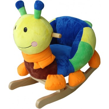 Moni Rocking Caterpillar , Swing Caterpillar