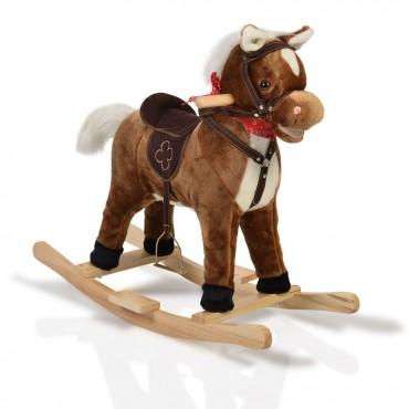Moni Plush Rocking Horse , Chipper GS2031