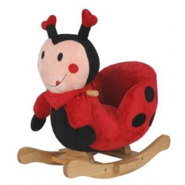 Moni rocking ladybug, Swing Little Ladybug Mary