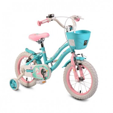 Moni children's bicycle 14'' ,1483 Turquoise