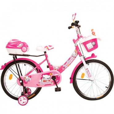 "Moni Children Bicycle 20"" Pink, 2082"