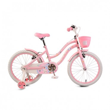 "Moni Children's bicycle 20"" Pink 2083"