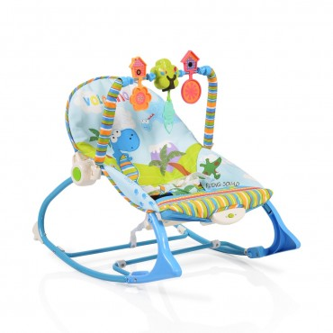 Cangaroo Baby Bouncer Jamaica ,Blue