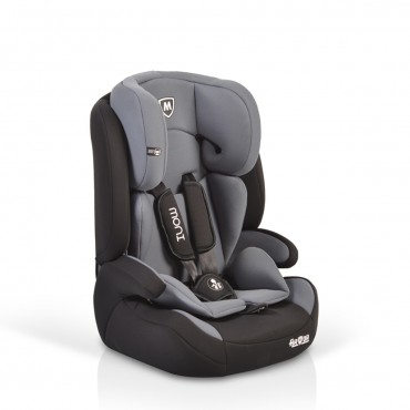 Moni car seat 9-36 kg Armor, Dark Grey