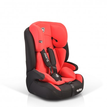 Moni car seat 9-36 kg Armor, Red