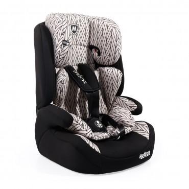 Moni car seat 9-36 kg Armor, Beige Lines