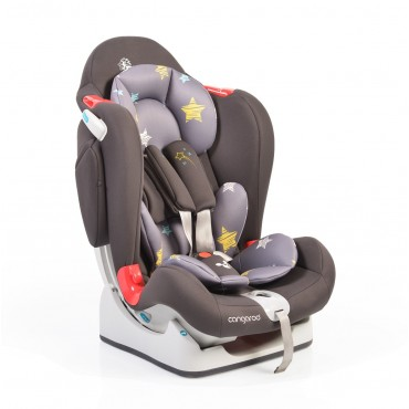 Cangaroo safety car seat 0-25 kg Better, Grey