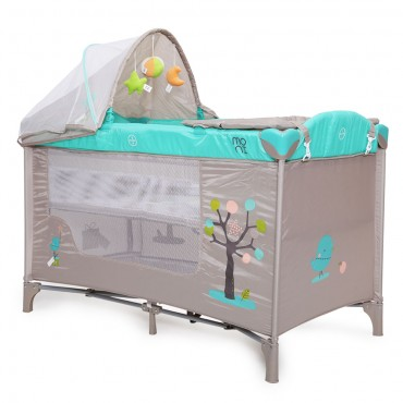Moni baby play yard  Friend Green