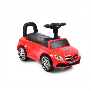 Moni Ride on Mercedes Coupe C63, Red