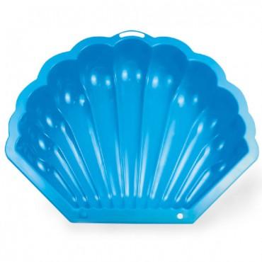 Mochtoys Shell Sandbox Blue, 10196