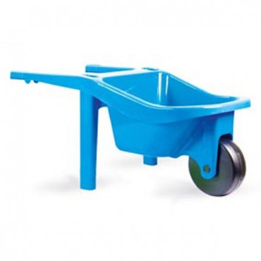 Mochtoys Wheelbarrow 10278 Blue